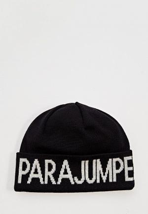 Шапка Parajumpers. Цвет: черный