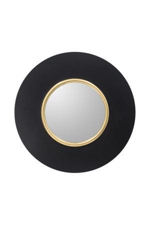 Зеркало с подсветкой ГЛАСАР. Цвет: черный
