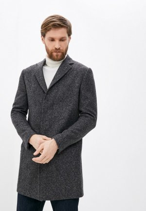 Пальто CC Collection Corneliani. Цвет: серый