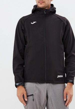 Куртка спортивная Joma. Цвет: черный
