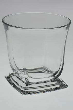 Стакан для виски, 6 шт CRYSTAL BOHEMIA. Цвет: прозрачный