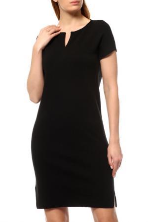 Платье Cruciani. Цвет: черный