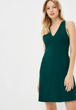 Платье Miss by Valentina. Цвет: зеленый
