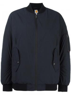 Куртка Daby Carhartt. Цвет: чёрный